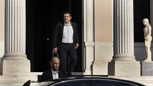 Tsipras kommt nächsten Montag nach Berlin