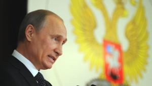 Die eiligen Gegenschläge des Kremls