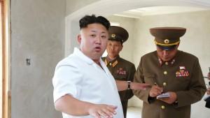 Nordkorea feuert Kurzstreckenraketen ab