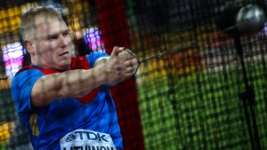 Die sieben Aufrechten der russischen Leichtathletik