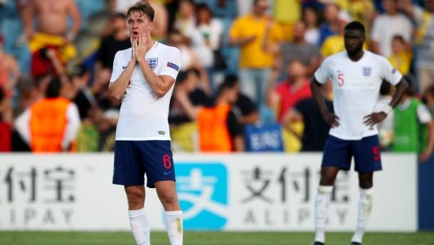 England muss die Koffer packen