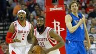 Hipster in der NBA: James Harden von den Houston Rockets