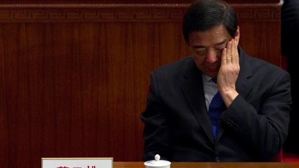 Der Rote Stern von China ist abgestürzt