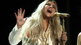 """Rührender Auftritt von """"Kesha"""""""