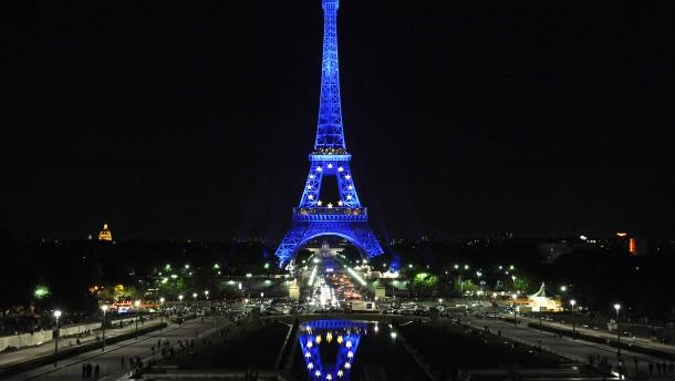 Französische Wirtschaft gleitet in die Rezession ab