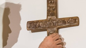 """""""Kreuz ist kein Zeichen gegen andere Menschen"""""""