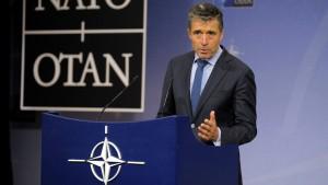 Alles im Fluss bei der Nato