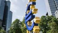 Die EZB ist am Ende ihres Lateins