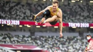 Markus Rehm springt zu Gold