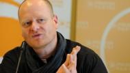 """""""Die Piraten sind eine Partei, die liberal-pragmatisch denkt und handelt"""": Bernd Schlömer"""