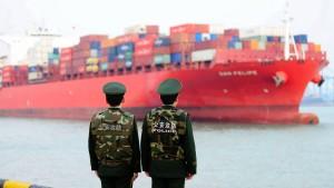 China droht mit Maßnahmen gegen weitere amerikanische Strafzölle