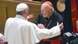 Warum schont der Papst McCarrick?