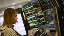 Steigende Kurse am Londoner Finanzmarkt