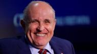 Ex-Bürgermeister Giuliani Favorit für Außenminister-Posten