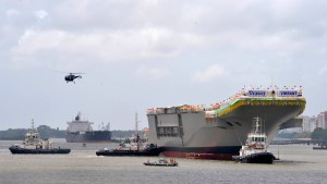 Indien stellt eigenen Flugzeugträger vor