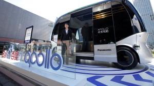 VW hat einen neuen Partner für Roboterautos