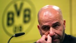 Trainer Bosz beim BVB vor dem Aus
