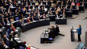 Was die Neuen im Bundestag erwartet