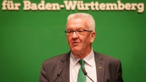 Grüne wollen die bessere CDU sein