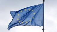 Europäische Flagge in Luxemburg: Für den Haushalt der Europäischen Union zahlt Deutschland nach dem Brexit am meisten.