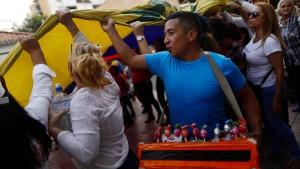 Russland warnt Amerika vor Militäreinsatz in Venezuela