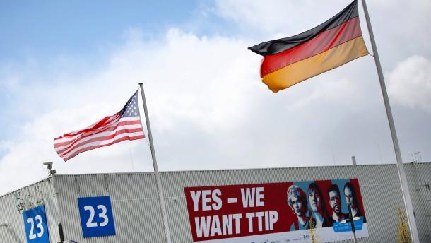 Professoren werben für transatlantische Handelsabkommen
