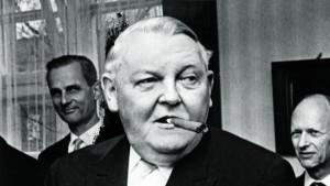 Drei große deutsche Wirtschaftsminister