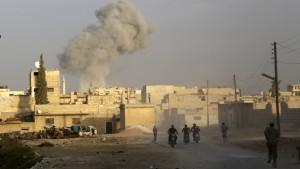 Russland bietet Assad-Gegnern Luftangriffe an