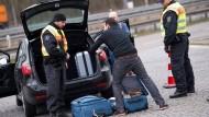 Merkel verhindert klares Zeichen gegen Grenzkontrollen