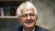 Der neue Gouverneur der Oesterreichischen Nationalbank Robert Holzmann