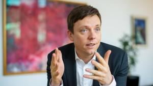 Hans stellt EU-Grenzwerte für Stickoxide in Frage