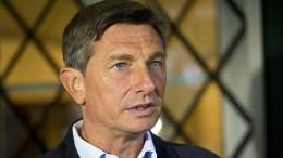 Keine Entscheidung bei slowenischer Präsidentenwahl