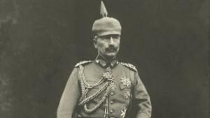Der Kaiser dankt ab