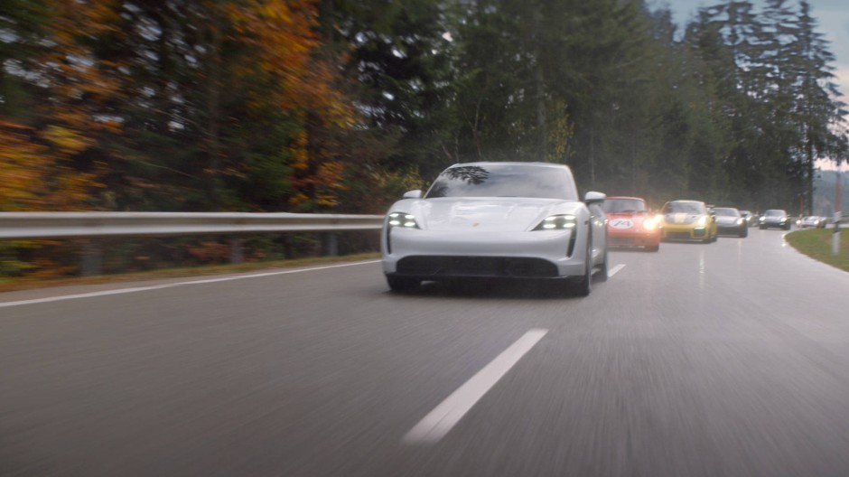 Der Porsche-Werbespot zum Super Bowl