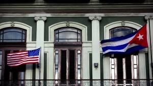 Neustart der diplomatischen Beziehungen