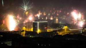 Stuttgart verbietet Silvester-Feuerwerk in der Innenstadt