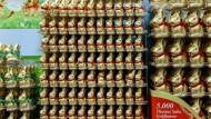 Gold und Geld wert: Die Lindt-Goldhasen