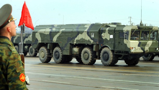 Russland droht Europa mit Präventivschlägen