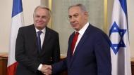Friedensvermittler aus Frankreich blitzt bei Netanjahu ab