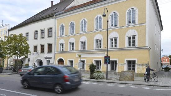 Diskussionen um Hitler-Geburtshaus