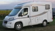 Hohe Qualität, kompakte Abmessungen und viel Reisekomfort: Hymer Van 314