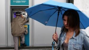Griechische Empörung über Merkels angeblichen Referendums-Vorschlag