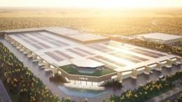 So soll die Tesla-Gigafactory bei Berlin aussehen
