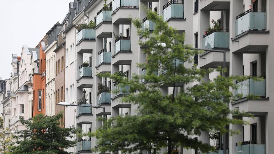 Wohnungen in der Kölner Südstadt