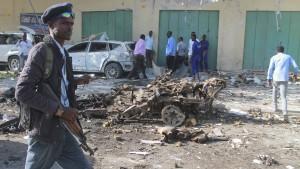 Mindestens drei Tote bei Explosion in Mogadischu