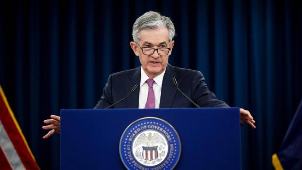 Fed ist bereit für die nächste Zinssenkung