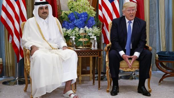 Ängste und Drohungen am Golf