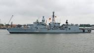 Kriegsschiff Charles de Gaulle erhält deutsche Unterstützung
