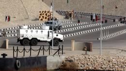 Ägyptische Armee tötet zwölf Extremisten