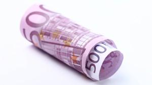 530 Euro für einen 500-Euro-Schein